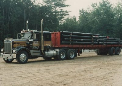 CFP Kenworth 18-wheeler 1980's