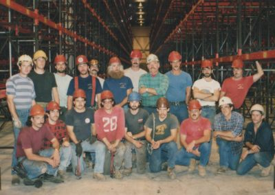 CFP crew C&S Wholesale Grocers 1991 or so