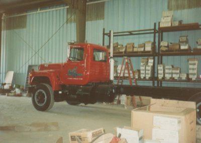 CFP new Mack 10-wheeler 1986
