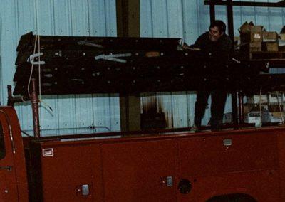 CFP repair truck 1970's or 80's