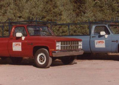 CFP trucks 1980's