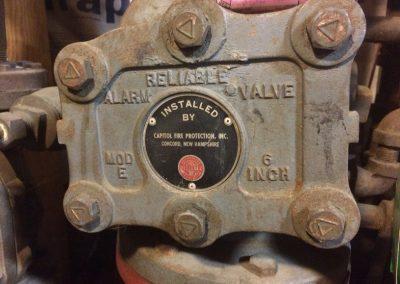Alarm valve CFP vintage