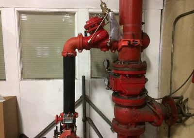 retrofit pressure reducing valve