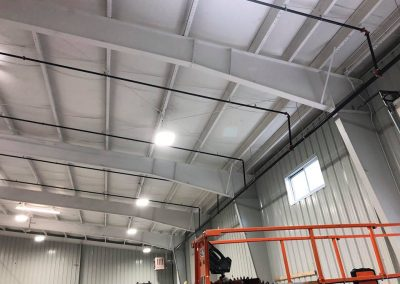 sprinkler system installation 3